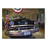 USA, Michigan, Dearborn: The Henry Ford Museum, 2 Greeting Card