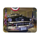 USA, Michigan, Dearborn: The Henry Ford Museum, 2 Magnet