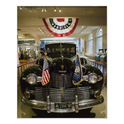 USA, Michigan, Dearborn: The Henry Ford Museum, Poster