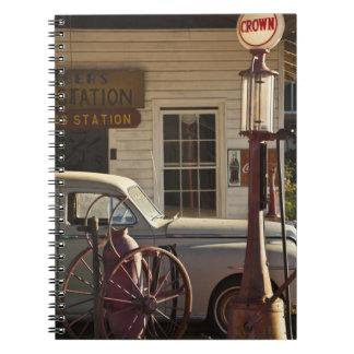 USA, Mississippi, Jackson, Mississippi Spiral Notebook