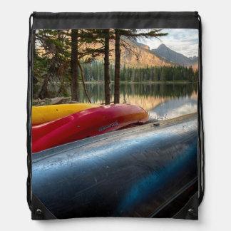 USA, Montana, Glacier National Park 3 Drawstring Bag