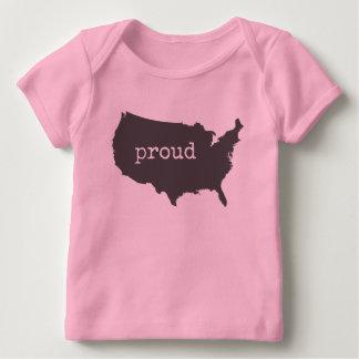 usa native baby T-Shirt