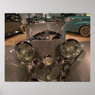 USA, Nevada_Reno: National Automobile Museum 2 Poster