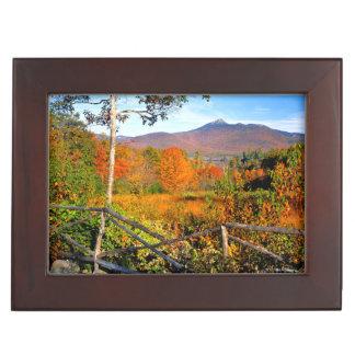 USA, New England, New Hampshire, Chocorua Keepsake Box