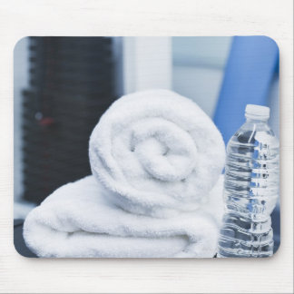 USA, New Jersey, Jersey City, Close up of towel Mouse Pad