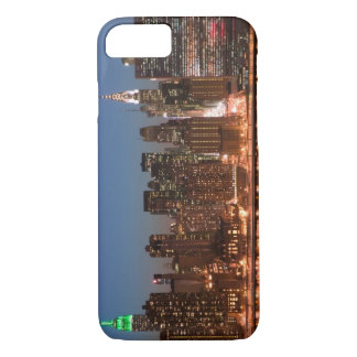 USA, New York, New York City, Manhattan: Aerial iPhone 8/7 Case