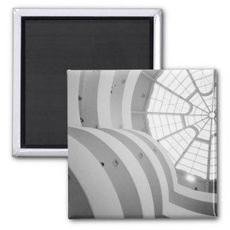 USA, New York, New York City: The Guggenheim 3 Fridge Magnet