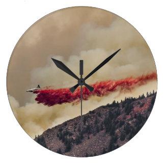 USA, North America, Colorado, Boulder, Flagstaff Clock