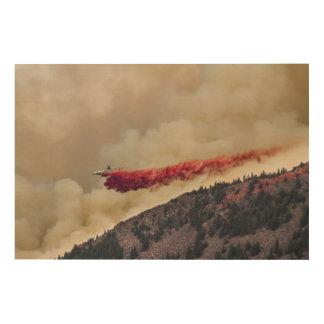 USA, North America, Colorado, Boulder, Flagstaff Wood Canvases