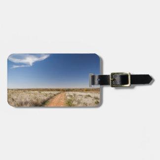 USA, Oklahoma, Black Kettle National Grasslands Luggage Tag