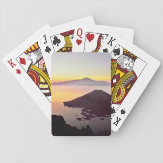 USA, Oregon, Crater Lake National Park 3 Poker Deck