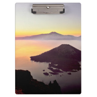 USA, Oregon, Crater Lake National Park 3 Clipboards