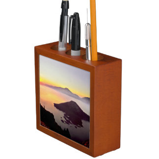 USA, Oregon, Crater Lake National Park 3 Pencil/Pen Holder