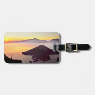 USA, Oregon, Crater Lake National Park 3 Tags For Bags