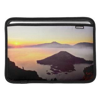 USA, Oregon, Crater Lake National Park 3 MacBook Sleeves