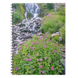 USA, Oregon, Crater Lake National Park Notebooks