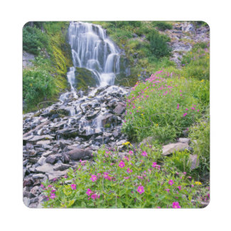 USA, Oregon, Crater Lake National Park Puzzle Coaster