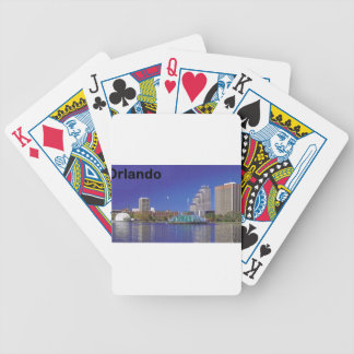 USA Orlando (St.K) Bicycle Playing Cards