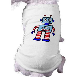 USA patriotic robot Shirt