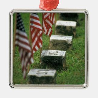 USA, Pennsylvania, Gettysburg. Civil war Christmas Ornament