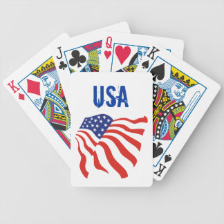 USA playing Cards