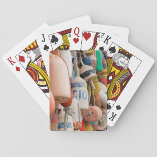 USA, Rhode Island, Block Island Playing Cards