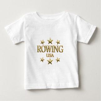 USA Rowing Baby T-Shirt