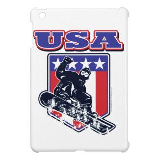 USA Snowboarding iPad Mini Cover