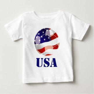 USA Soccer Baby T-Shirt