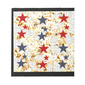 USA STARS NOTEPAD
