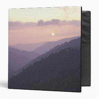 USA, Tennessee. Great Smokey Mountains 2 Binders