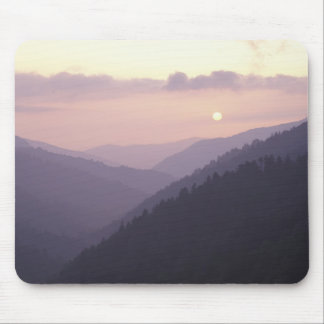 USA, Tennessee. Great Smokey Mountains 2 Mouse Pad