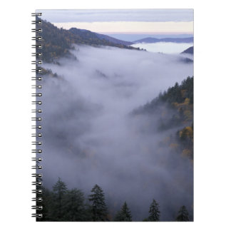USA, Tennessee. Great Smokey Mountains National Spiral Note Books