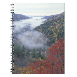 USA, Tennessee, Great Smokey Mountains National Spiral Notebook