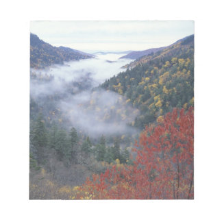 USA, Tennessee, Great Smokey Mountains National Notepad