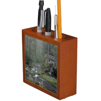 USA, Tennessee, Great Smoky Mountains National 3 Desk Organizer