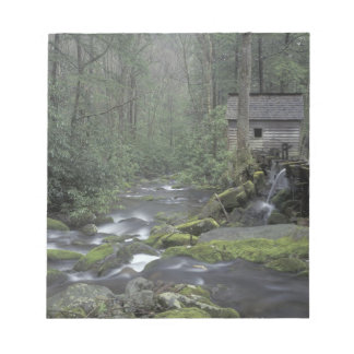 USA, Tennessee, Great Smoky Mountains National 3 Notepad