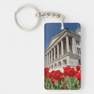 USA, Tennessee, Nashville. Historic Tennessee Key Ring