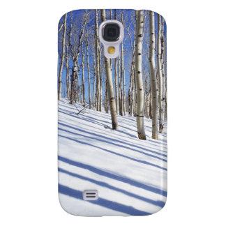 USA, Utah, Dixie National Forest, Aspen Grove Galaxy S4 Case