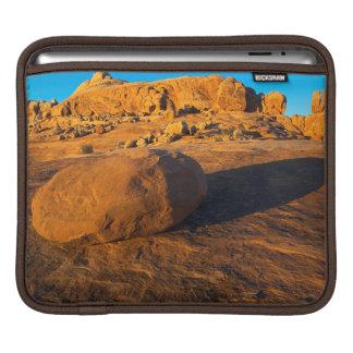 USA, Utah, Moab, Sandstone iPad Sleeve