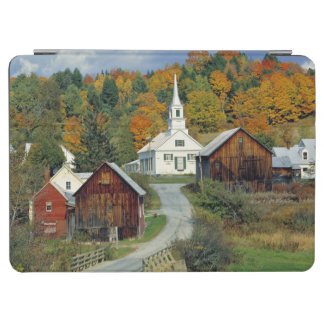 USA, Vermont, Waits River. Fall foliage adds iPad Air Cover