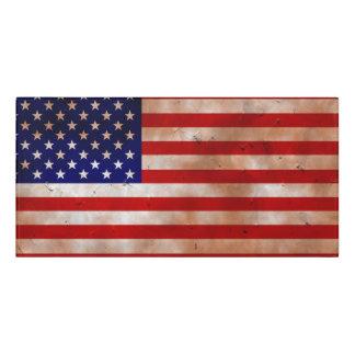 USA vintage flag Sign