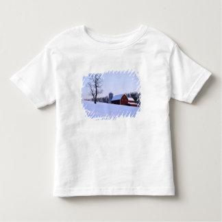 USA, Virginia, Shenandoah Valley, Barn T-shirts