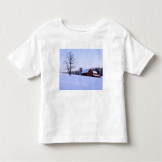 USA, Virginia, Shenandoah Valley, Barn Toddler T-Shirt