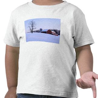 USA Virginia Shenandoah Valley Barn T-shirts