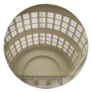 USA, Washington, D.C. View of ceiling 2 Party Plate
