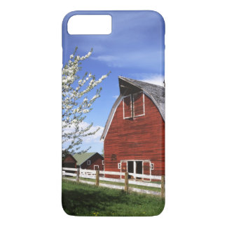 USA, Washington, Ellensburg, Barn iPhone 8 Plus/7 Plus Case