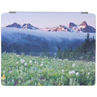 USA, Washington, Mt. Rainier National Park 4 iPad Cover