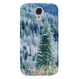 USA, Washington, Mt. Spokane State Park, Aspen 2 Galaxy S4 Case