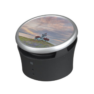 USA, Washington, San Juan Islands. Sunset Speaker